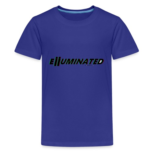 Eiiuminated Clothing V1 - Kids' Premium T-Shirt