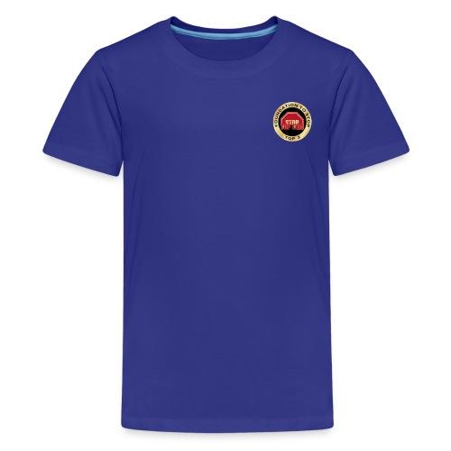 Foundation to Stop Top 2 - Kids' Premium T-Shirt