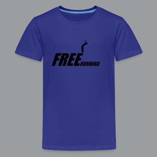 Freerunning Flip - Kids' Premium T-Shirt