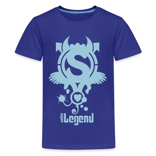 Super Legend (Man) - Kids' Premium T-Shirt