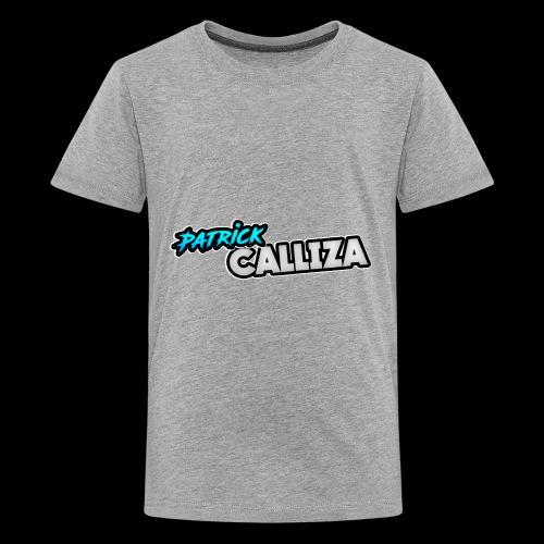 Patrick Calliza Official Logo - Kids' Premium T-Shirt