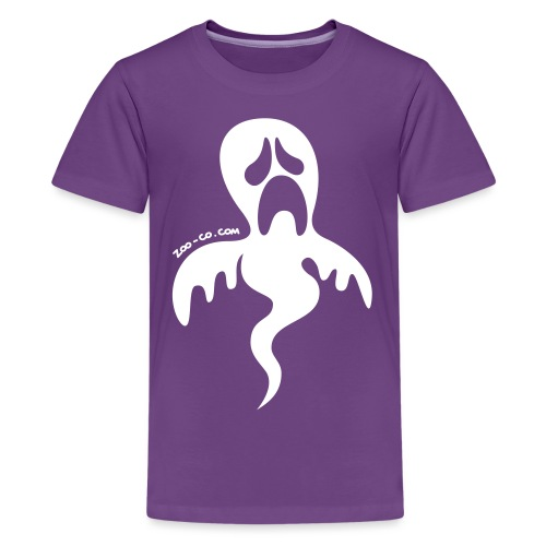 Pitiful Ghost - Kids' Premium T-Shirt
