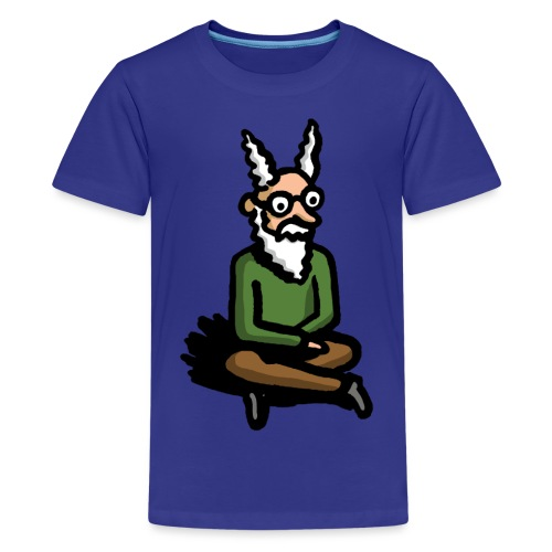 The Zen of Nimbus t-shirt / Nimbus in color - Kids' Premium T-Shirt