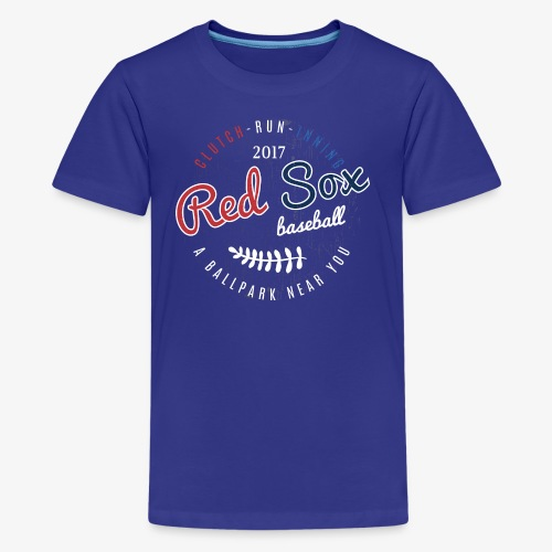 Clutch-Run-Inning Tee shirt - Kids' Premium T-Shirt