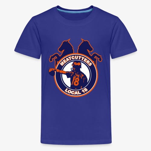 Meatcutters Local 18 - Kids' Premium T-Shirt