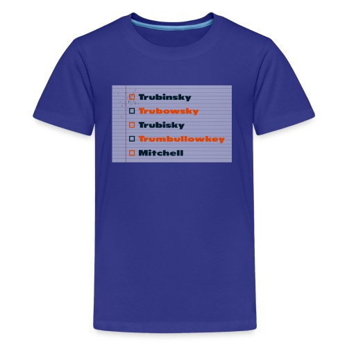 MultipleChoice 2 - Kids' Premium T-Shirt