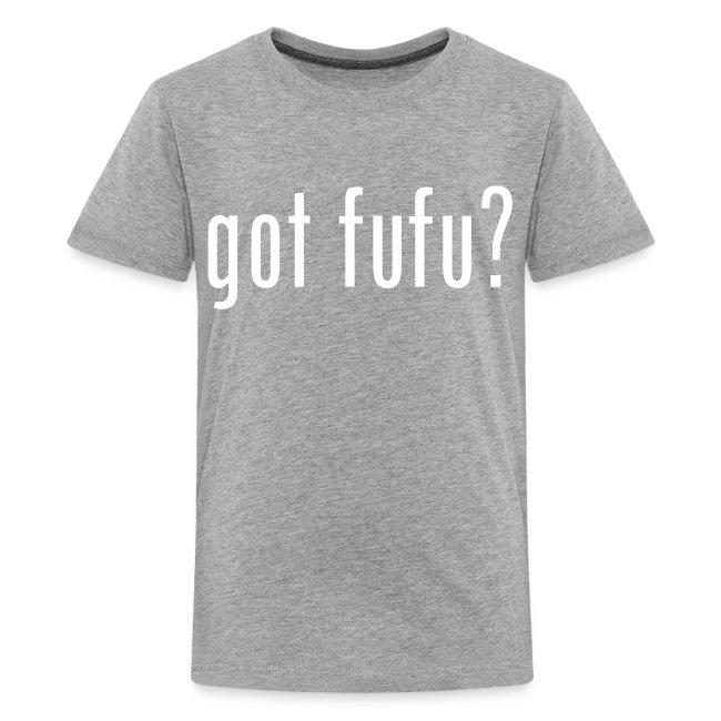 got fufugrey ink