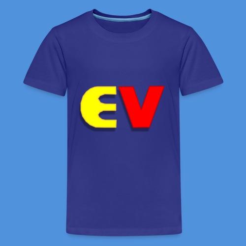 Entoro Vace Logo - Kids' Premium T-Shirt