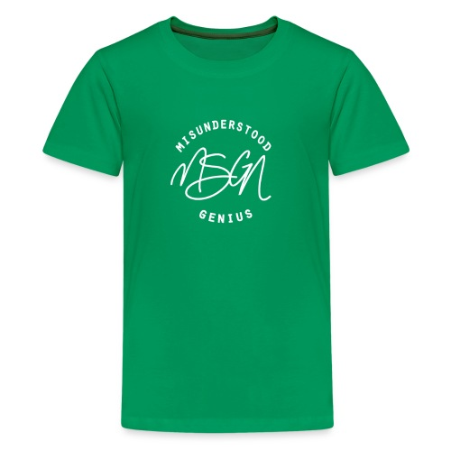 MSGN Logo - Kids' Premium T-Shirt