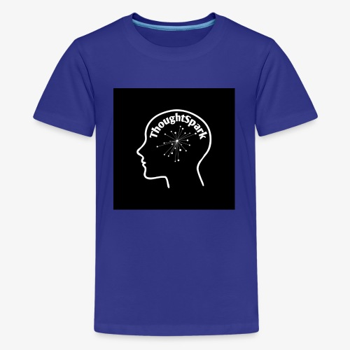 ThoughtSpark Dark Edition - Kids' Premium T-Shirt