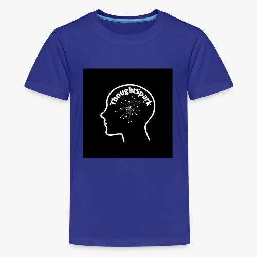 ThoughtSpark Dark Edition - Kids' Premium T-Shirt
