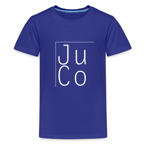 Juco Square - Kids' Premium T-Shirt