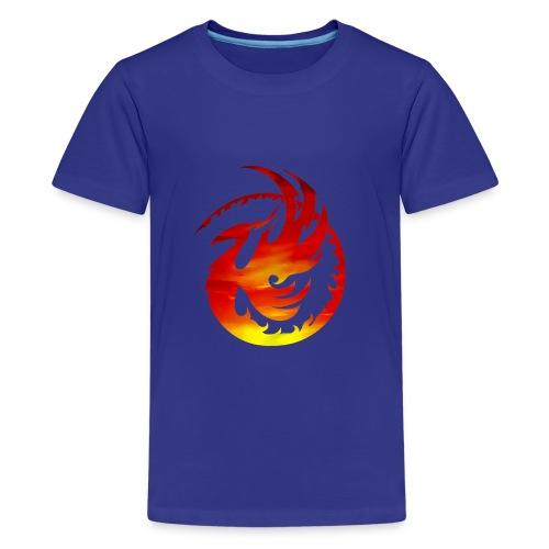 phoenix logo - Kids' Premium T-Shirt