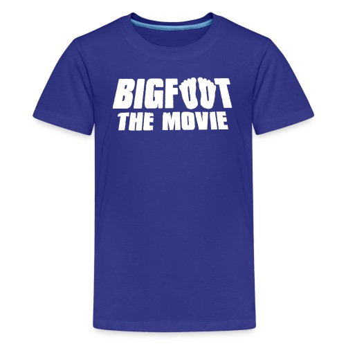bigfoot the movie - Kids' Premium T-Shirt