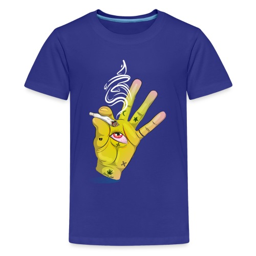 Khalwi High Khamsa - Kids' Premium T-Shirt