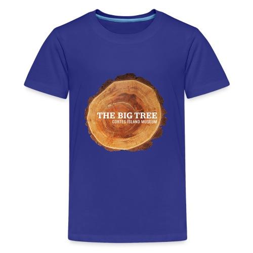 The Big Tree - Kids' Premium T-Shirt