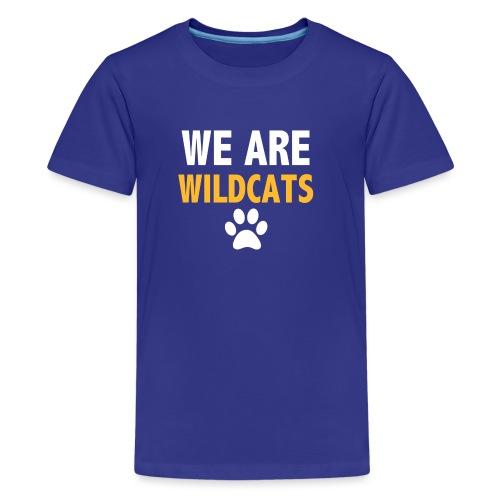 We Are Wildcats - Kids' Premium T-Shirt