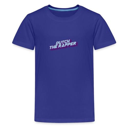 DUTCH THE RAPPER CLASSICS - Kids' Premium T-Shirt