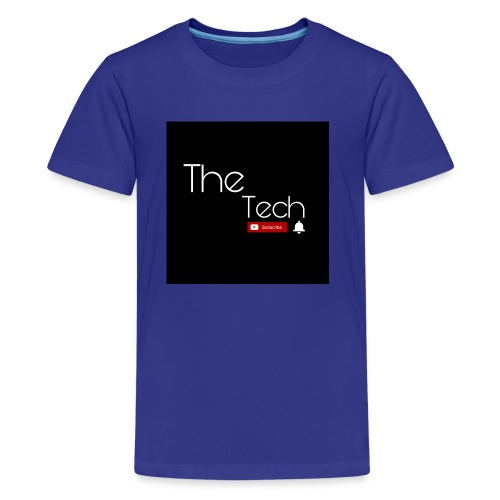The Tech t-shirts - Kids' Premium T-Shirt
