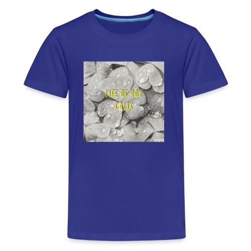 NEW ROY CALIX MERCH - Kids' Premium T-Shirt