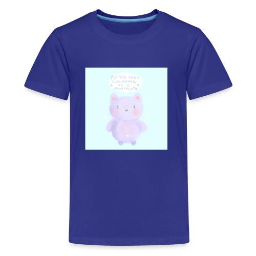 nightbot is adorble - Kids' Premium T-Shirt