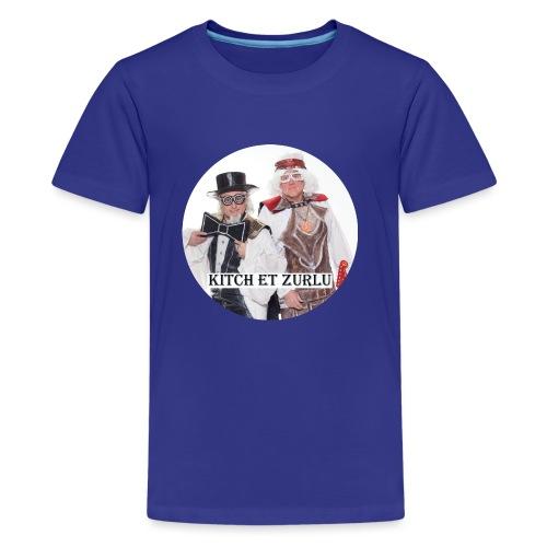 macaroon - Kids' Premium T-Shirt