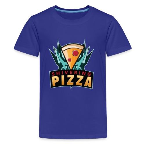 Shiveringpizza Logo - Kids' Premium T-Shirt