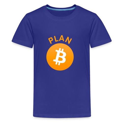Plan B - Bitcoin - Kids' Premium T-Shirt