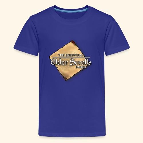 Uesp Large Logo - Kids' Premium T-Shirt