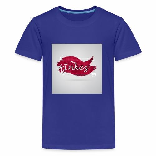 INKEZ LOGO - Kids' Premium T-Shirt