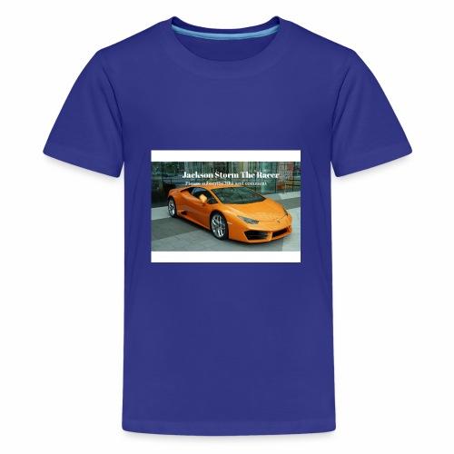 The jackson merch - Kids' Premium T-Shirt
