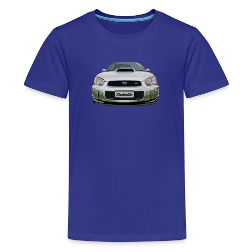Subaru WRX Second Generation - Kids' Premium T-Shirt