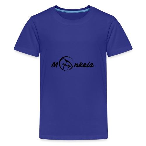 fitness black logo limited edition - Kids' Premium T-Shirt