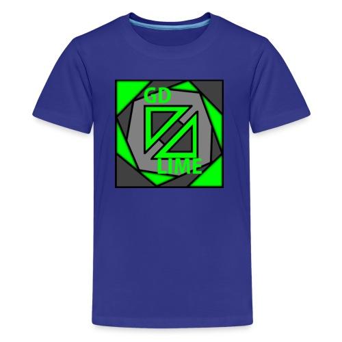 GDLime - Kids' Premium T-Shirt