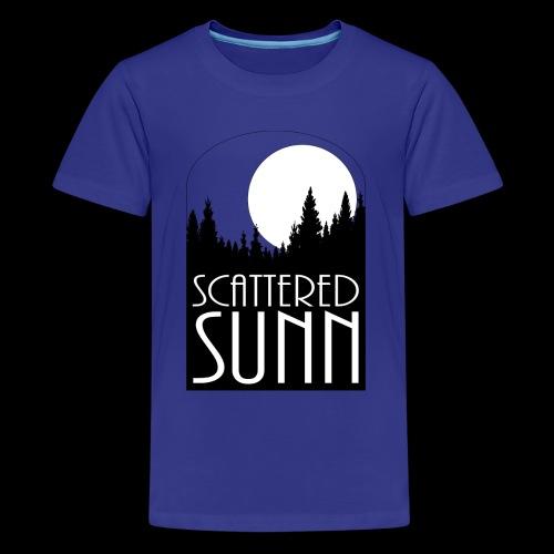 SUNN bw - Kids' Premium T-Shirt