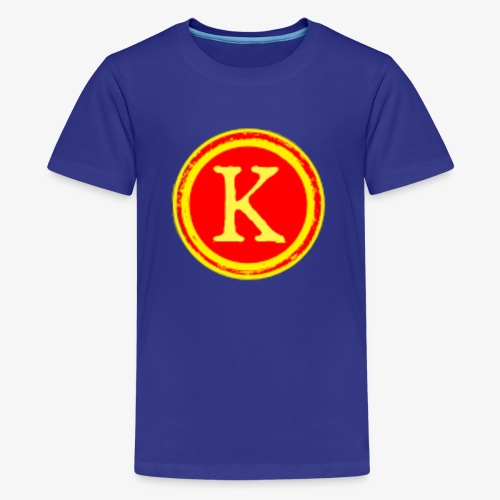 Kieththegod part of thecrafties - Kids' Premium T-Shirt
