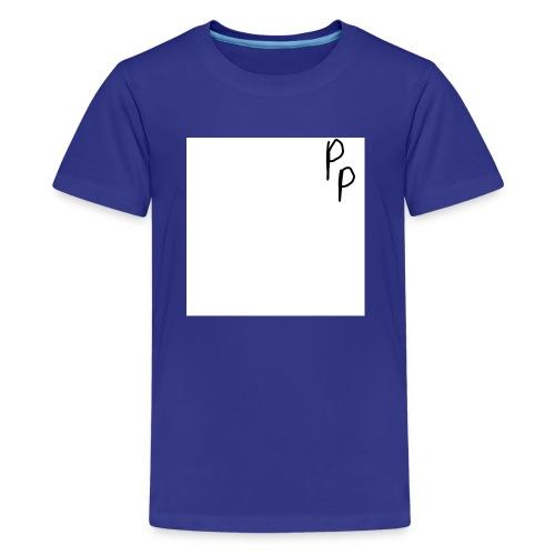 My signature - Kids' Premium T-Shirt