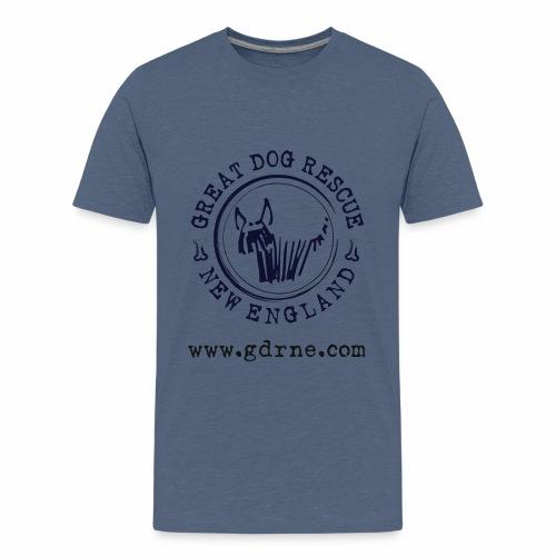 GDRNE Logo - Kids' Premium T-Shirt