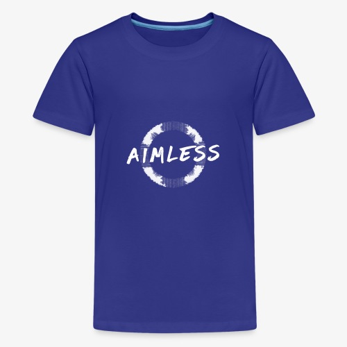 Aimless Clothing Logo - Kids' Premium T-Shirt