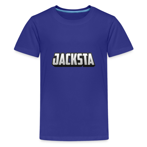 Jacksta - Winter and Autumn - Kids' Premium T-Shirt