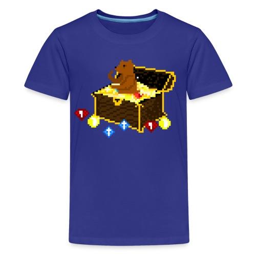 Bear Chest - Kids' Premium T-Shirt
