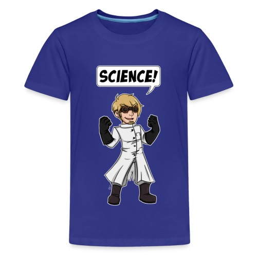 science png - Kids' Premium T-Shirt