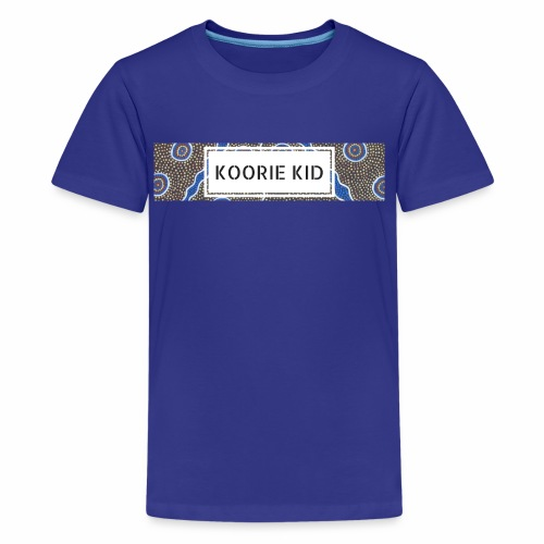 KOORIE KID - Kids' Premium T-Shirt