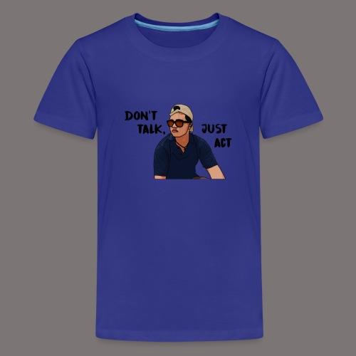 Javi's Youtube Merch - Kids' Premium T-Shirt