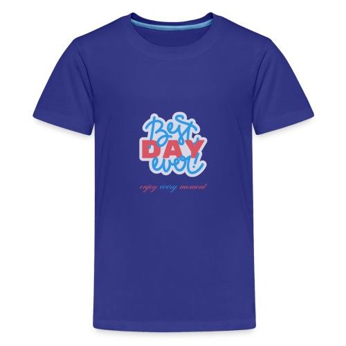 New Front Shirt - Kids' Premium T-Shirt