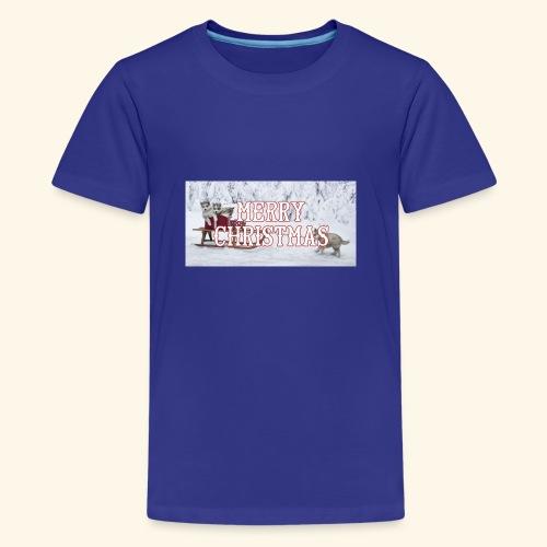merryxmas - Kids' Premium T-Shirt