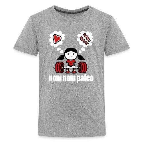 Deadlift Girl 2014 - Kids' Premium T-Shirt
