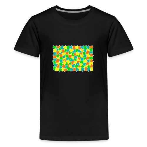 Dynamic movement - Kids' Premium T-Shirt