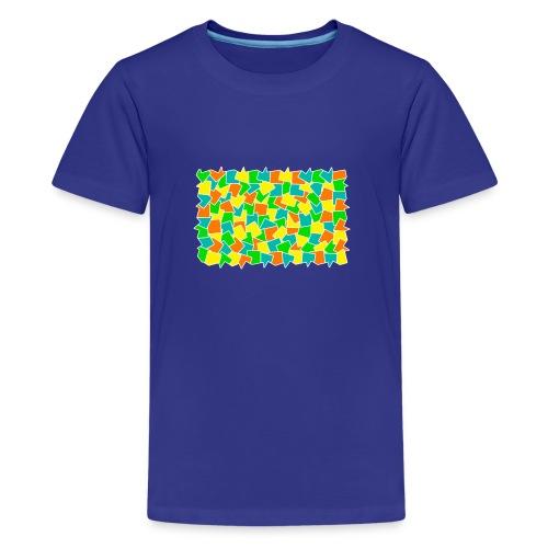 Dynamic movement - Kids' Premium T-Shirt