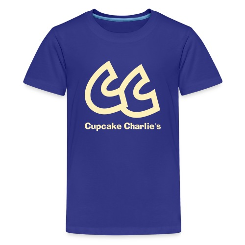 CC Name large - Kids' Premium T-Shirt